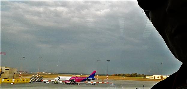 Photos: ブダペストの空港