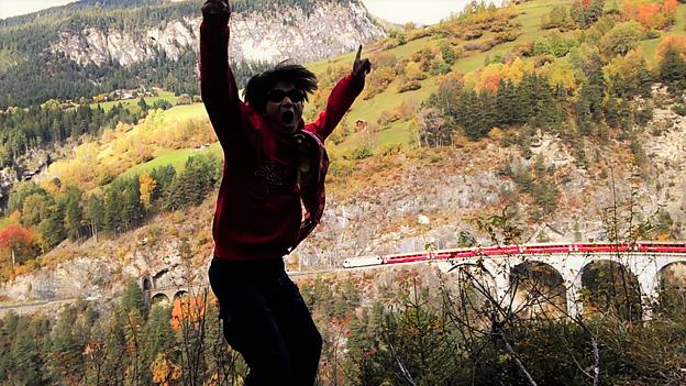 Photos: スイス 、 氷河急行