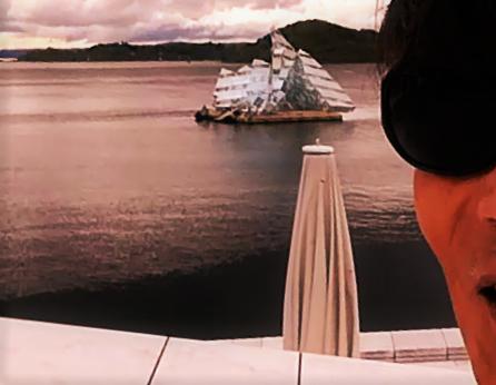 ノルウェー、オスロの港