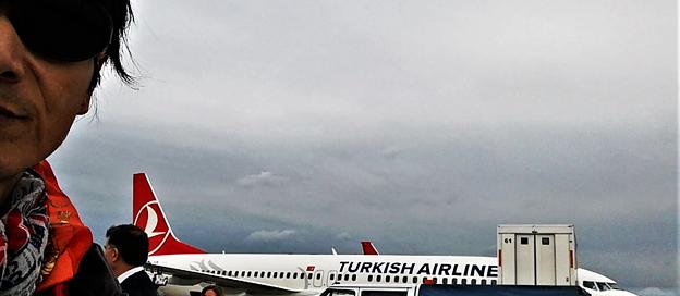 トルコ、イスタンブールの空港