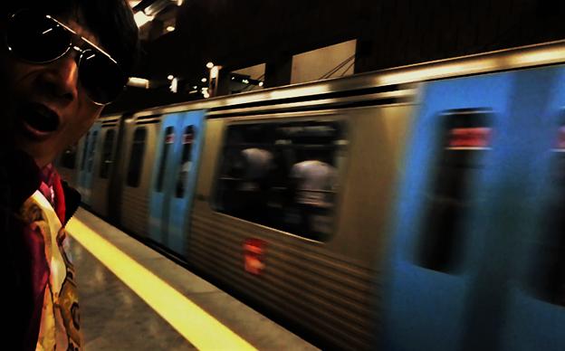 ポルトガル、リスボンの地下鉄