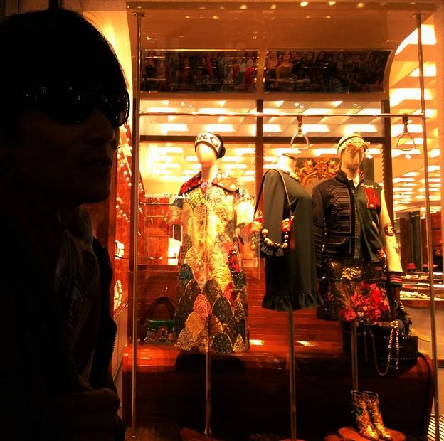 ミラノ ファッション街