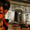 パリ、凱旋門