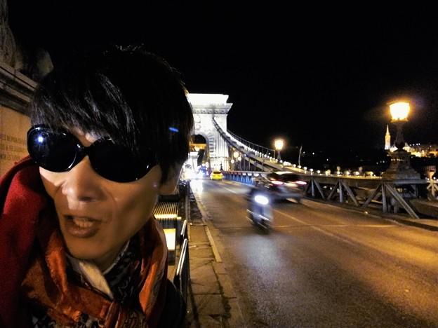 ブダペスト 鎖橋