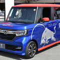 Photos: Red Bull Toro Rosso Honda N-BOX