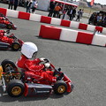 Photos: 未来のレーシングドライバー