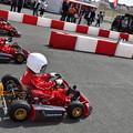 未来のレーシングドライバー
