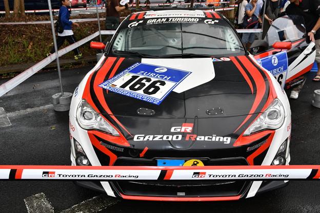 GAZOO Racing TOYOTA 86