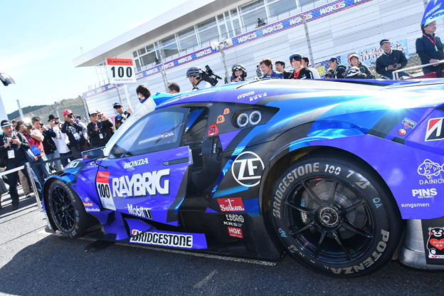Photos: RAYBRIG NSX-GT