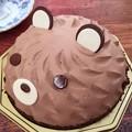 Photos: くまさんケーキ♪