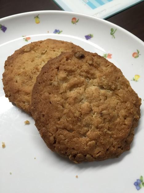 輸入物のクッキー1