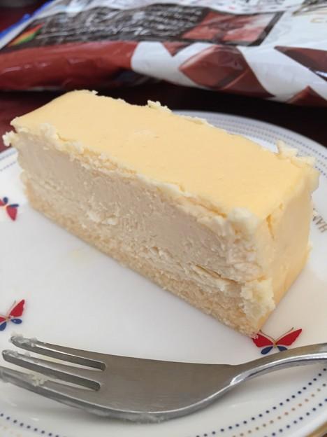 濃厚チーズケーキ2