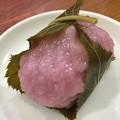桜餅(2016年)アップ