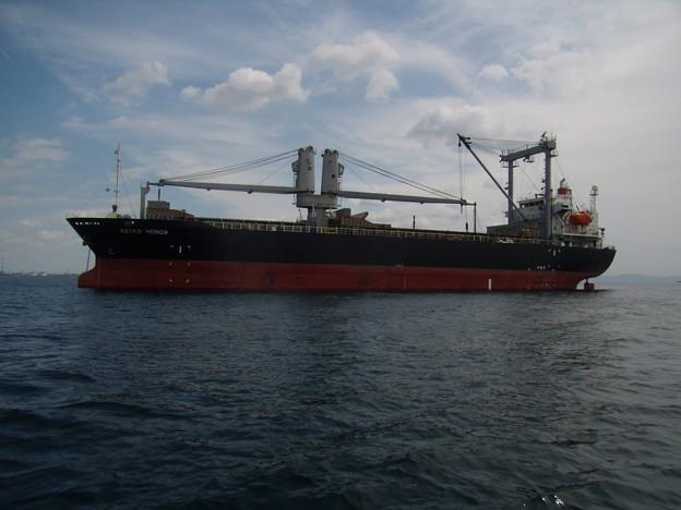Cargo ship - SEIYO HONOR