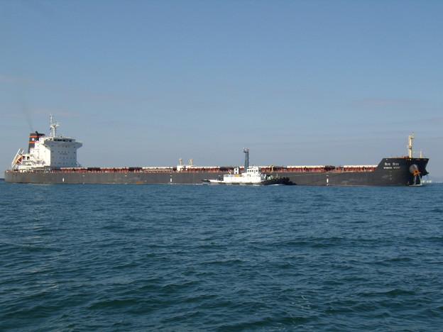 インド船籍 Bulk carrier - VISHVA VIJAY
