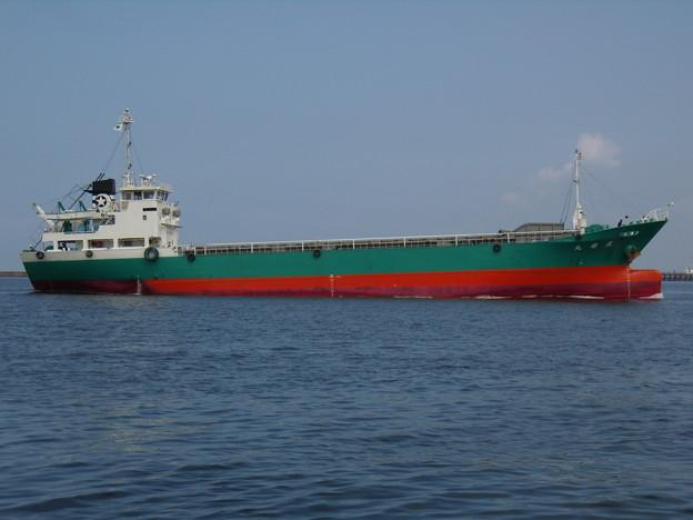 内航貨物船 広榮丸