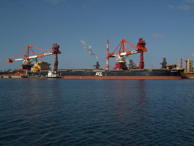 Bulk carrier - IKAN BILIS