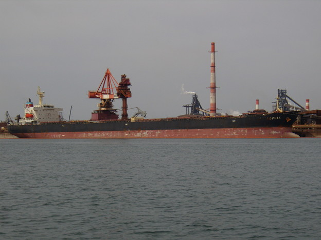 Bulk carrier - SOPHIA