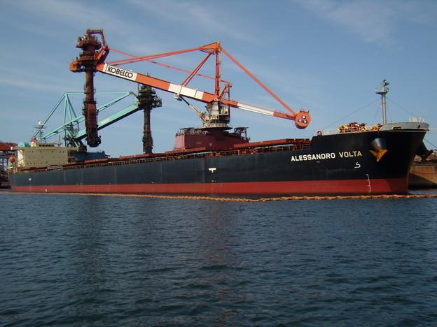 Bulk carrier -ALESSANDRO VOLTA