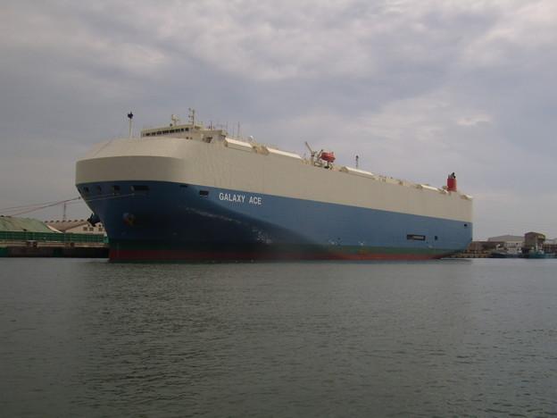 自動車専用運搬船  GALAXY ACE