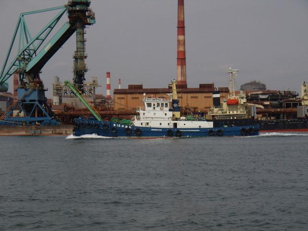 作業船―第18神海丸