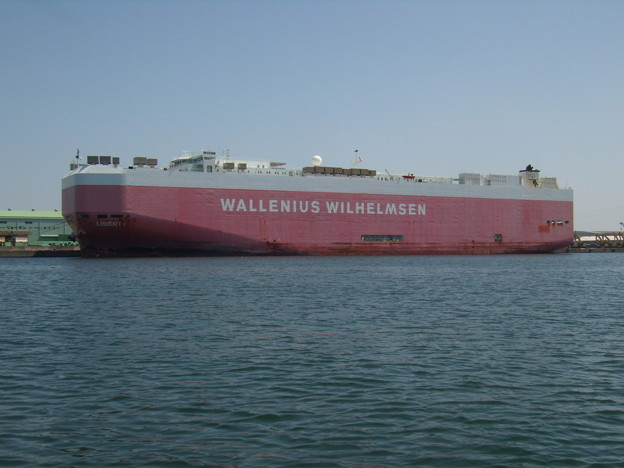 RO-RO Ship - LIBERTY