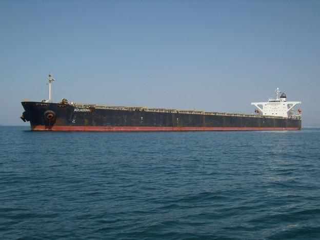Bulk carrier - AQUADONNA