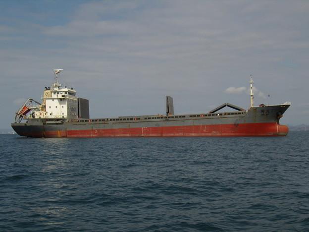 Cargo ship - TONG MAO 7