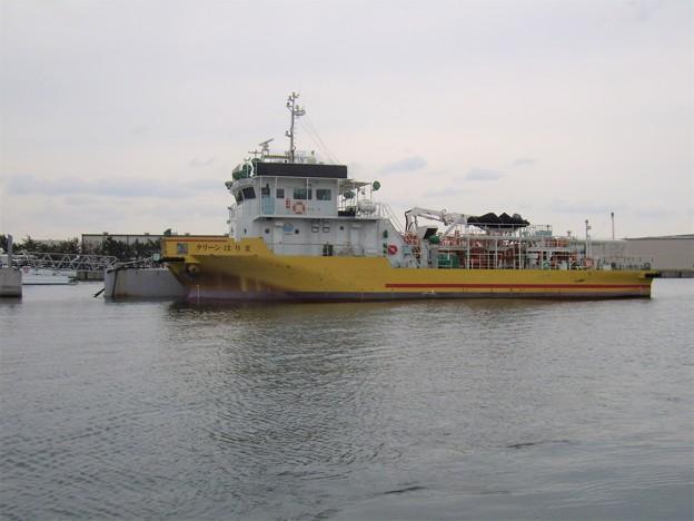 海面清掃兼油回収船 - クリーンはりま (2)