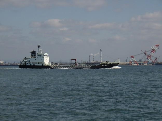 内航タンカー 第六丸岡丸