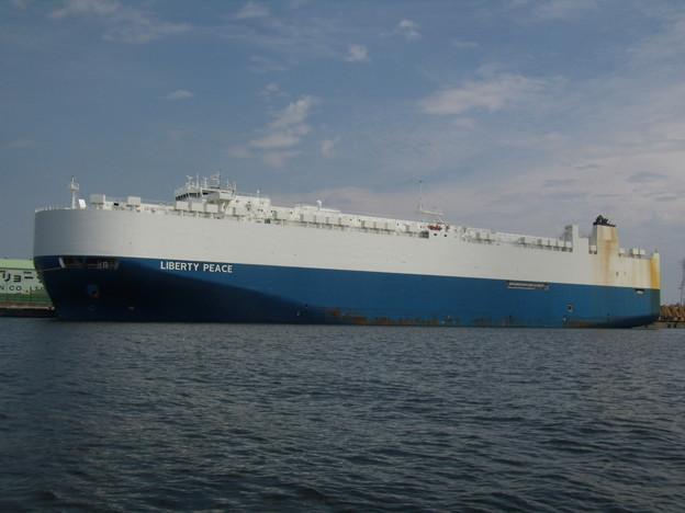 Ro-Ro Ship - LIBERTY PEACE
