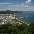 Photos: 三熊山山頂からの洲本の風景