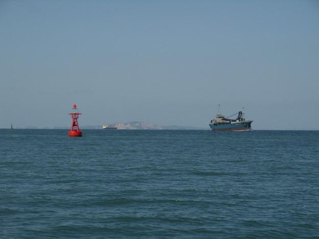 播磨灘のガット船