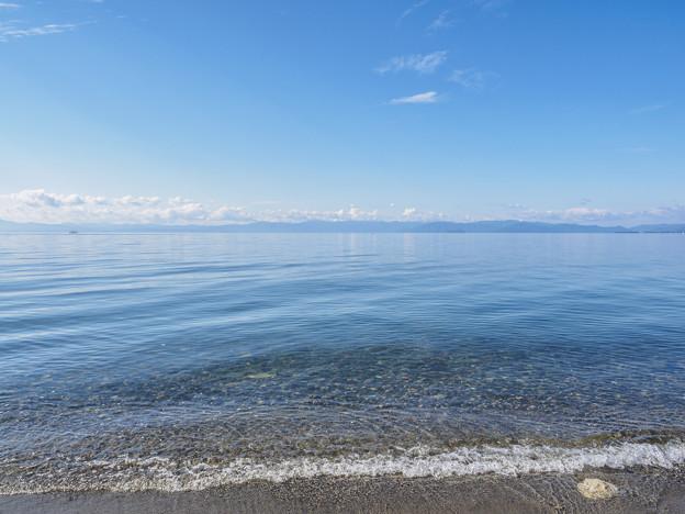 琵琶湖ブルー