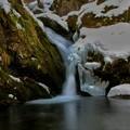 写真: 湯王の滝