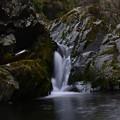 写真: 馬の足滝
