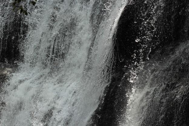 三滝の水飛沫