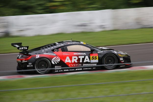 Photos: ARTA NSX GT3