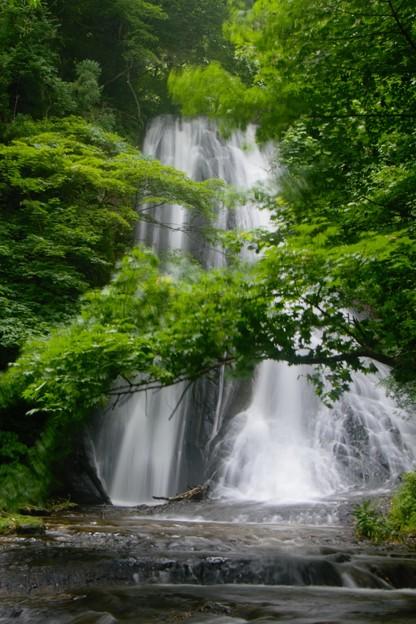 緒ケ瀬の滝