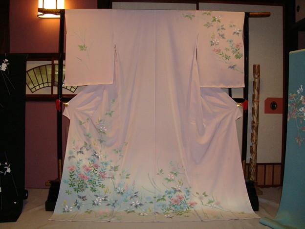 073.加賀友禅の着物