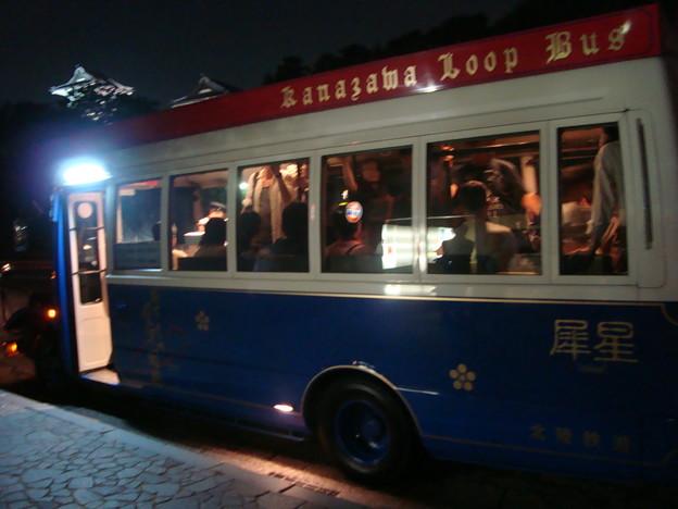 130.金沢周遊バス 犀星号