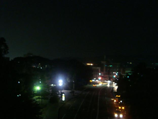 128.金沢城石川橋より