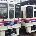 京王線代田橋駅2番線 京王9042F&9046F