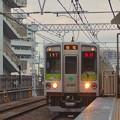 Photos: 都営新宿線船堀駅1番線 都営10-250F急行笹塚行き進入