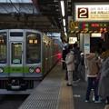 Photos: 京王線桜上水駅2番線 都営新宿線10-280F各停桜上水行き(2)