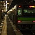 Photos: 京王線千歳烏山駅2番線 都営10-460F急行新線新宿行き前方確認