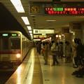 京王新線初台駅2番線  京王7728急行新線新宿行き進入