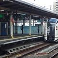 Photos: 総武快速線新小岩駅3番線 NEX通過