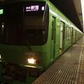 京王新線幡ヶ谷駅2番線 京王8713急行新線新宿行き