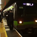 Photos: 京王新線新宿駅4番線 都営10-610F行き各停笹塚乗務員交代